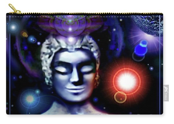 Buddha - Be At Peace Carry-all Pouch