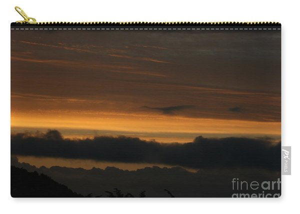 Carry-all Pouch featuring the photograph Desolate by Cynthia Marcopulos
