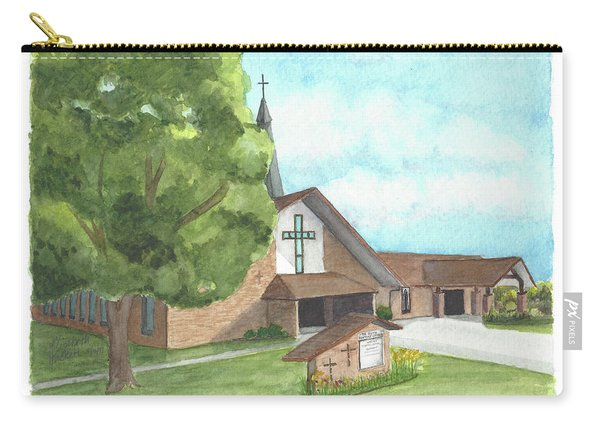 De Soto Baptist Church Carry-all Pouch