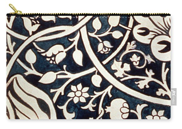 Detail Design For Avon Chintz Carry-all Pouch