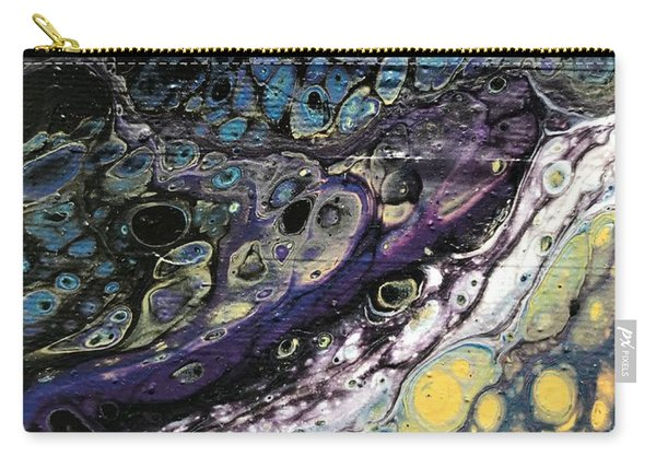 Detail Of He Likes Space 2 Carry-all Pouch