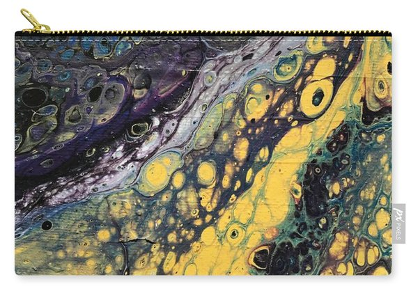 Detail Of He Likes Space 4 Carry-all Pouch