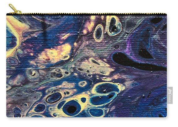 Detail Of He Likes Space Carry-all Pouch