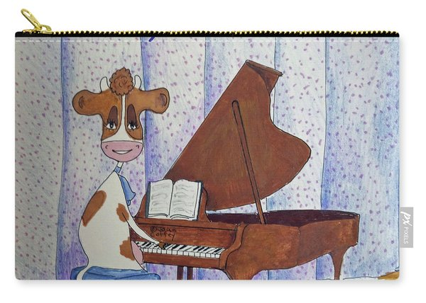 Ruthiemoo Develop An Appreciation Of Music Carry-all Pouch
