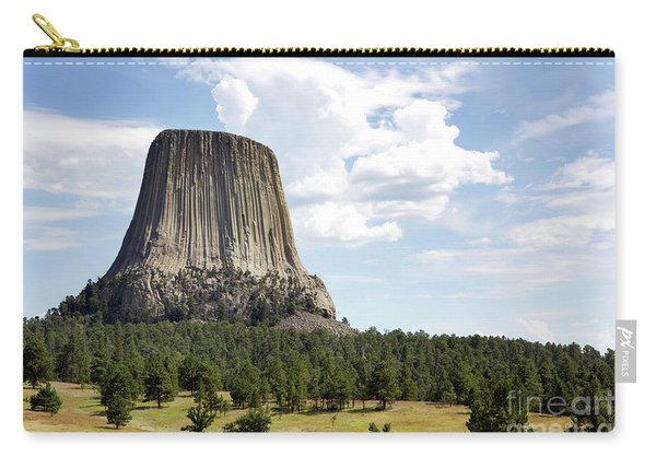 Devils Tower National Monument Carry-all Pouch