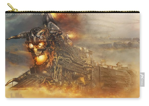 Devils Train 2 Carry-all Pouch
