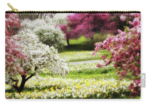 Divine Daffodils Carry-all Pouch