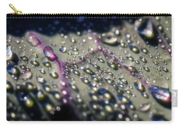 Dew Drops Carry-all Pouch
