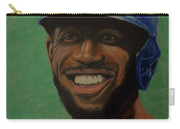 Dexter Fowler Portrait Carry-all Pouch