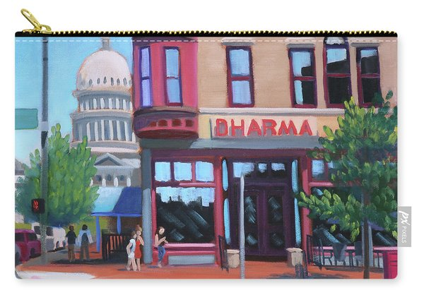 Dharma Building - Boise Carry-all Pouch