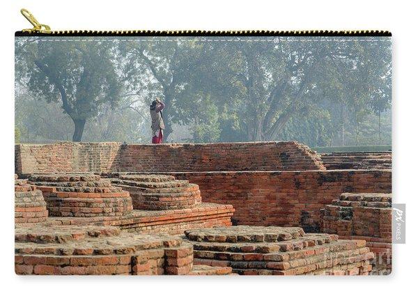 Dharma Chakra Jinavihara 02 Carry-all Pouch