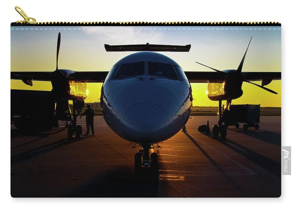 Dhc-8-300 Refueling Carry-all Pouch