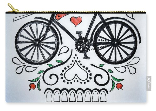 Muertocicleta Carry-all Pouch