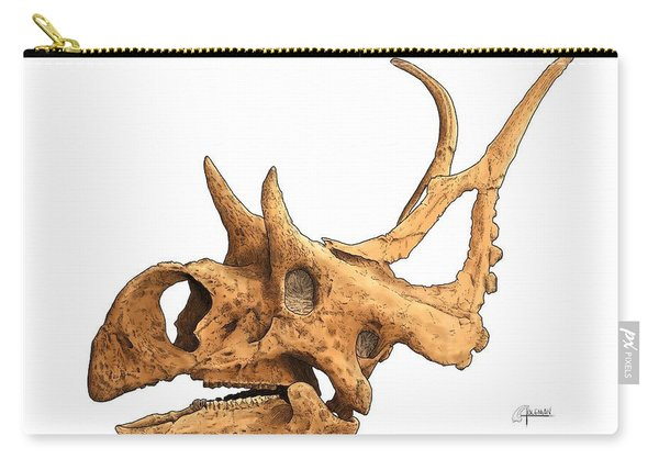 Diabloceratops Carry-all Pouch