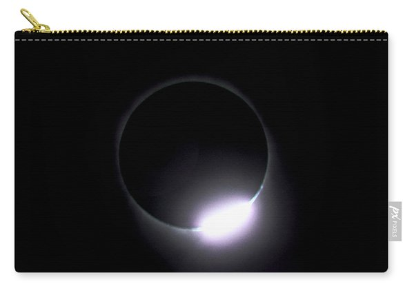 Diamond Ring During Solar Eclipse Carry-all Pouch