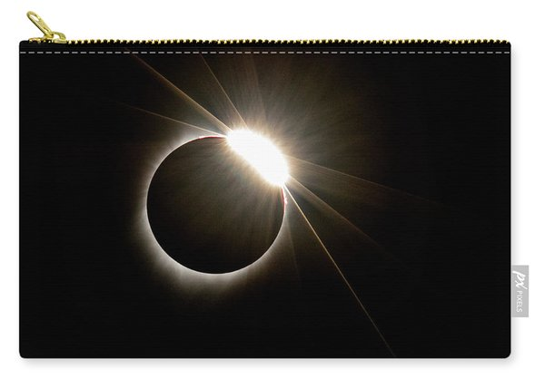 Diamond Ring Carry-all Pouch