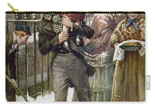 Dickens: A Christmas Carol Carry-all Pouch
