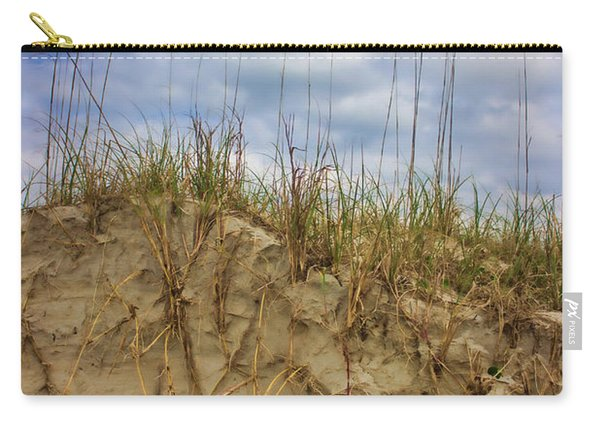 Digging In Deep In Sand Dunes Carry-all Pouch