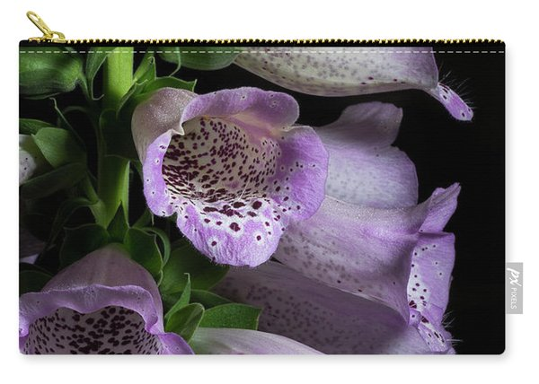 Digitalis Purpurea Carry-all Pouch