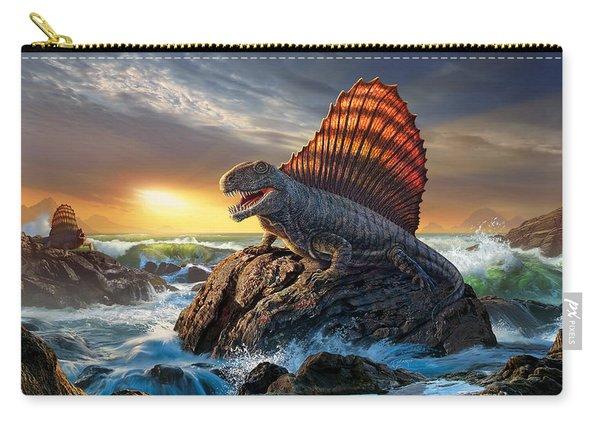 Dimetrodon Carry-all Pouch