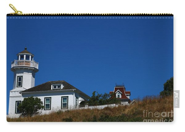 Dimick Lighthouse - Port Townsend Carry-all Pouch