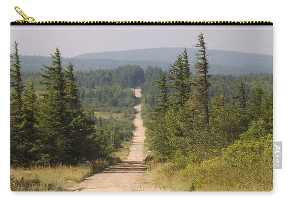 Dirt Road To Dolly Sods Carry-all Pouch