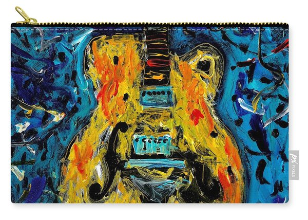 Dirty Sweet Guitar Carry-all Pouch