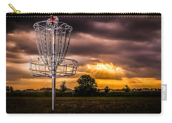 Disc Golf Anyone? Carry-all Pouch