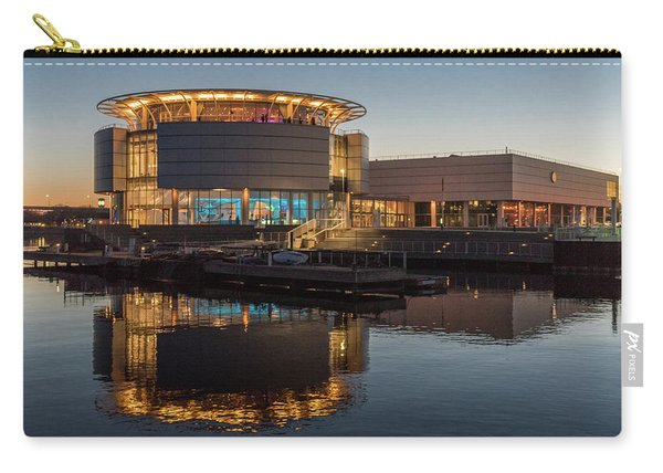 Discovery World Carry-all Pouch