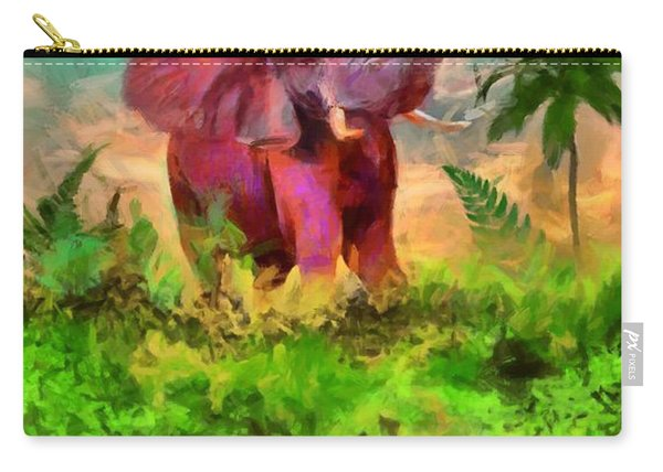 Disney's Jungle Cruise Carry-all Pouch