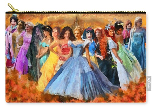 Disney's Princesses Carry-all Pouch