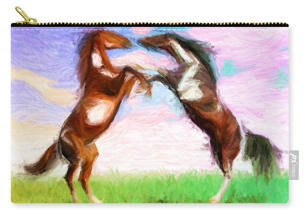 Dispute Carry-all Pouch