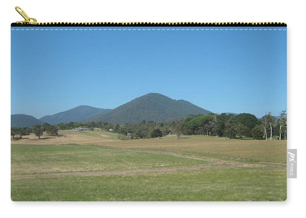 Distant Moutains Carry-all Pouch