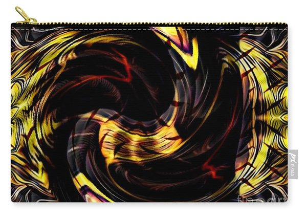 Distraction Overlay Carry-all Pouch