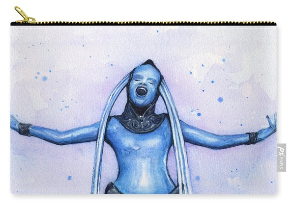 Diva Plavalaguna Fifth Element Carry-all Pouch