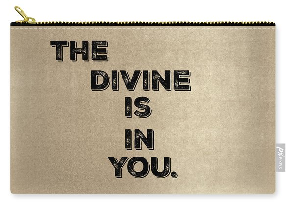 Divine #2 Carry-all Pouch