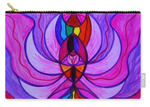 Divine Feminine Activation Carry-all Pouch