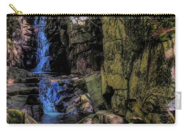 Dixville Notch Flume Brook Carry-all Pouch