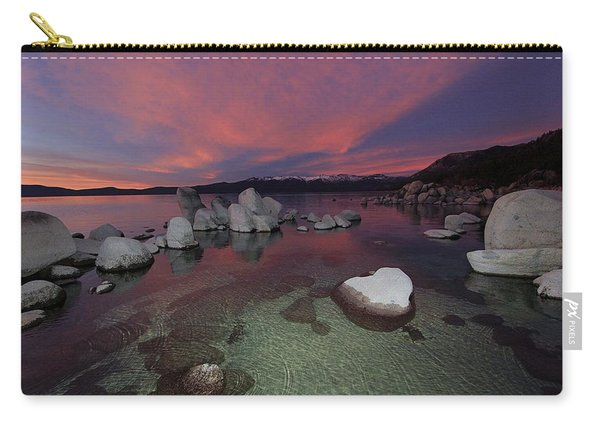 Carry-all Pouch featuring the photograph Do You Have Vivid Dreams by Sean Sarsfield