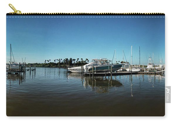 Dock In Good Repair Carry-all Pouch