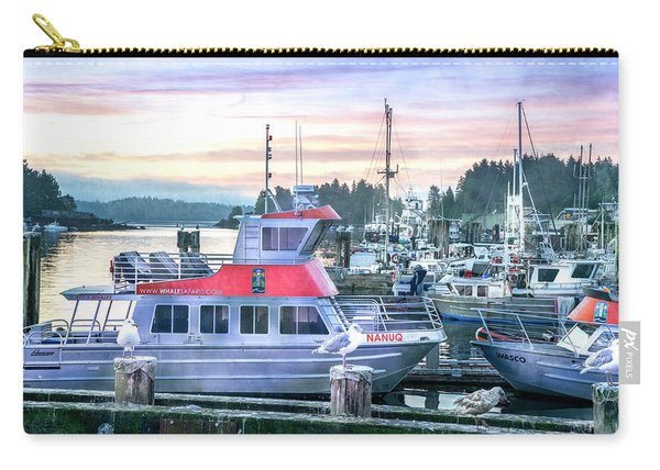 Dock Of The Bay Carry-all Pouch
