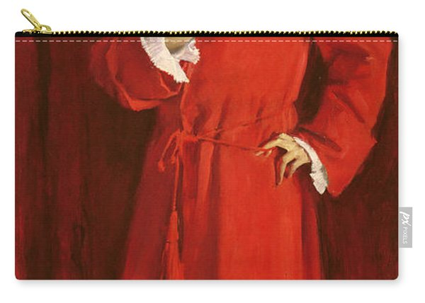 Doctor Pozzi At Home, 1881 Carry-all Pouch