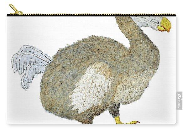Dodo Bird Protrait Carry-all Pouch