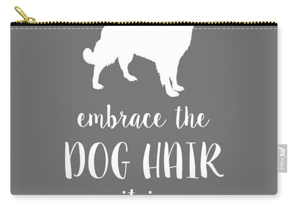 Dog Hair Carry-all Pouch