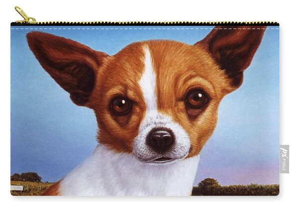 Dog-nature 3 Carry-all Pouch