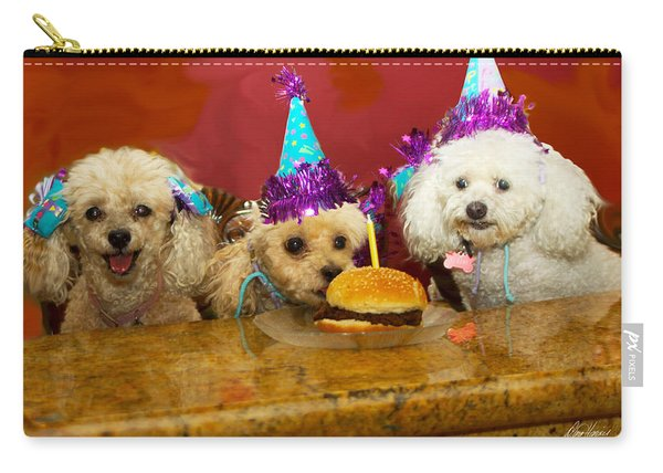 Dog Party Carry-all Pouch