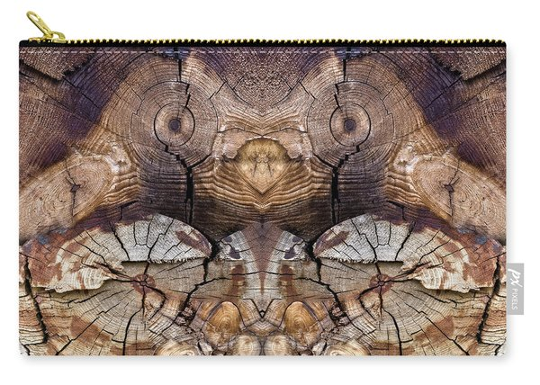 Dog-wood Owl Carry-all Pouch