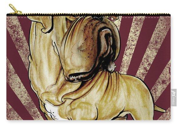 Dogue De Bordeaux Revolution Carry-all Pouch