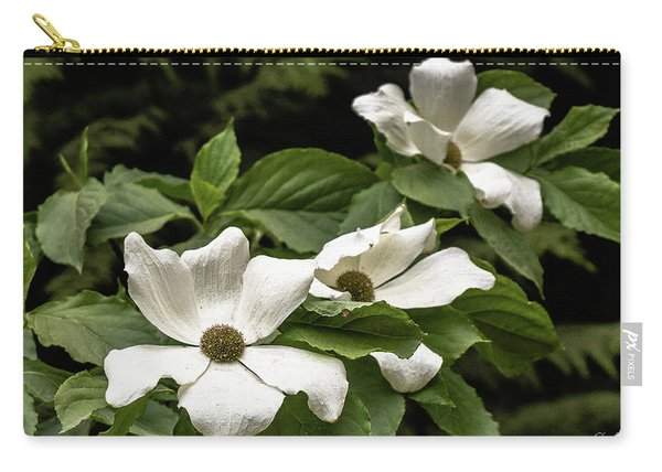 Dogwood Blossoms Carry-all Pouch