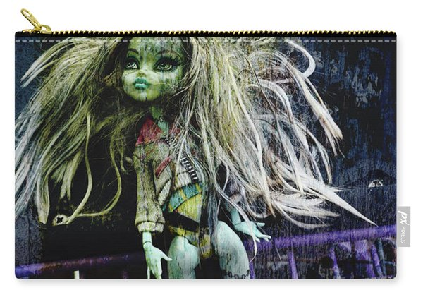 Doll X Carry-all Pouch